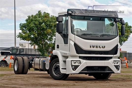 2019 Iveco Eurocargo ML120E25P - Trucks for Sale
