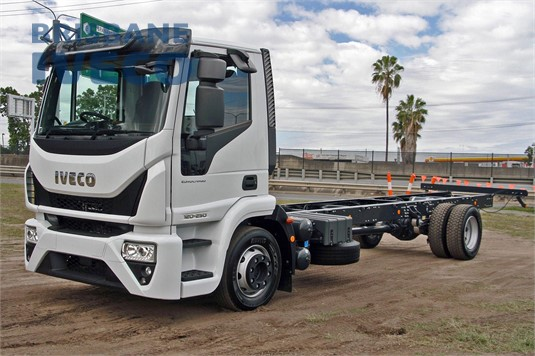 2019 Iveco Eurocargo ML120E25P Iveco Trucks Brisbane - Trucks for Sale