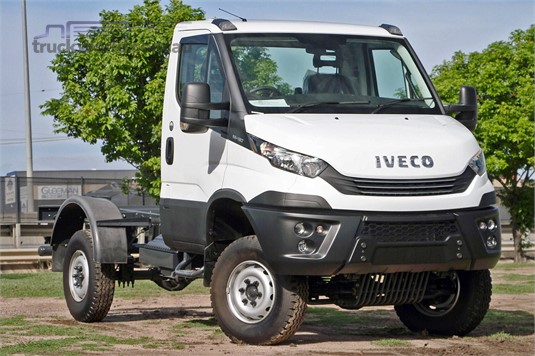 2019 Iveco Daily 55s17w 4x4 - Light Commercial for Sale