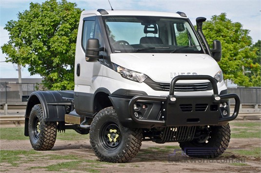 2019 Iveco Daily 55s17w 4x4 Light Commercial for Sale