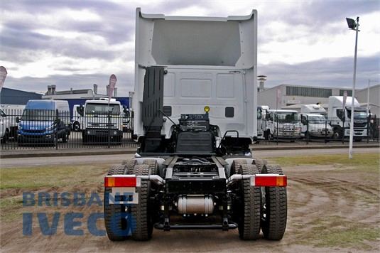 2019 Iveco Stralis AT550 Iveco Trucks Brisbane - Trucks for Sale