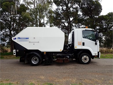 Sweeper Trucks For Sale - 45 Listings | MarketBook co nz - Page 1 of 2
