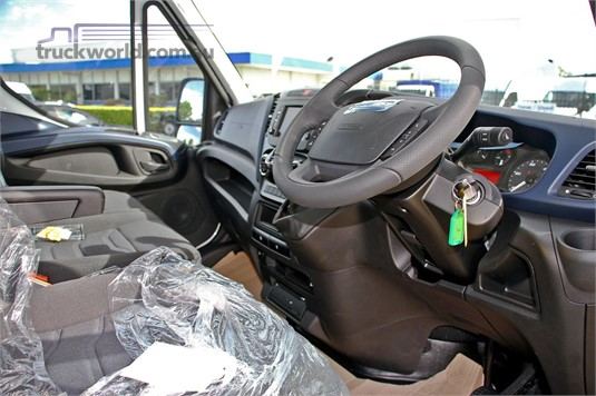 2018 Iveco Daily 50c17 - Truckworld.com.au - Light Commercial for Sale