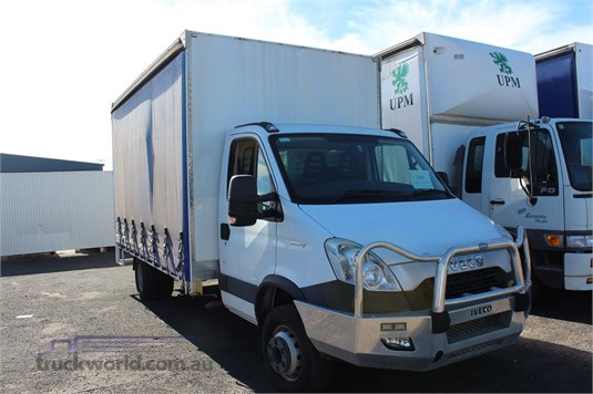 2012 Iveco Daily 70c21 - Trucks for Sale