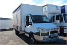 2012 Iveco Daily 70c21 Tautliner / Curtainsider