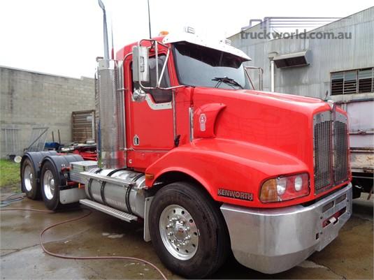 2010 Kenworth T402 - Trucks for Sale