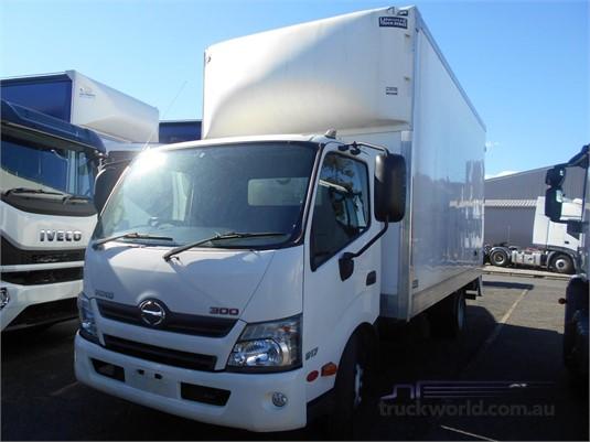 2012 Hino 300 Series 920 - Trucks for Sale