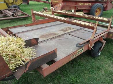 Bale Accumulators / Movers For Sale In Nebraska - 57 Listings