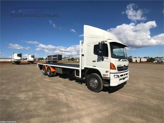 2012 Hino 500 Series 2632 FM XLong Air Carroll Truck Sales Queensland - Trucks for Sale