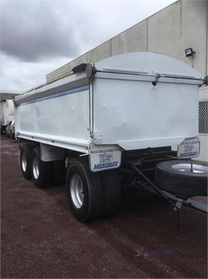 2002 Hercules Tipper Trailer Hume Highway Truck Sales - Trailers for Sale