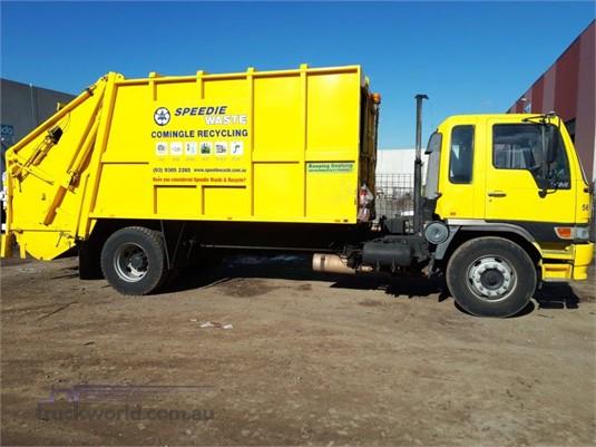 2001 Hino FG1J - Trucks for Sale