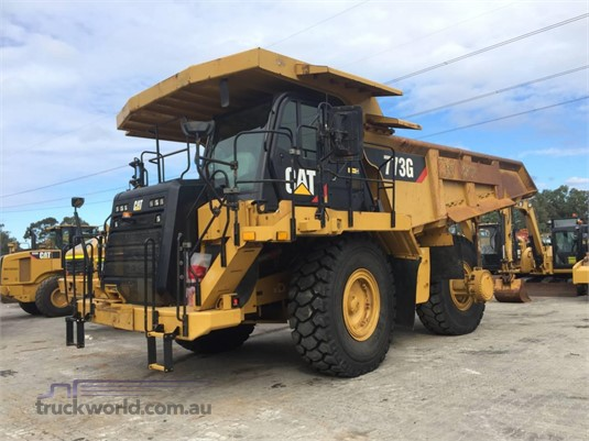 2012 Caterpillar 773G Heavy Machinery for Sale