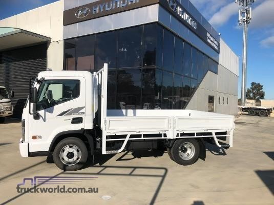 2018 Hyundai Mighty EX4 Standard Cab SWB Adelaide Quality Trucks & AD Hyundai Commercial Vehicles - Trucks for Sale