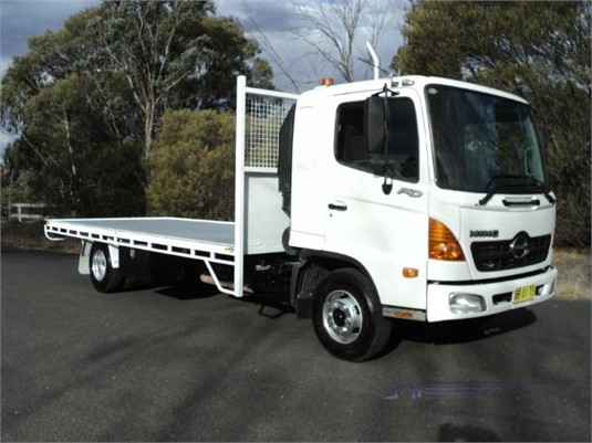 2007 Hino FD1024 Trucks for Sale