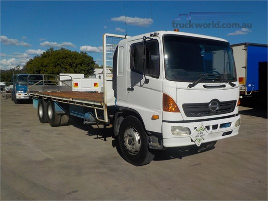 2003 Hino 500 Series 1828 GH Trucks for Sale