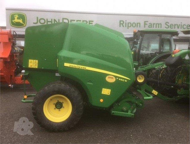 Used JOHN DEERE F441R For Sale In RIPON, NORTH YORKSHIRE