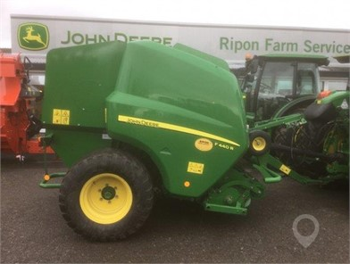 Used JOHN DEERE Round Balers for sale in the United Kingdom - 41