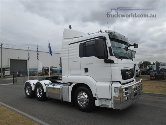 2013 MAN TGS 26.540 - Trucks for Sale