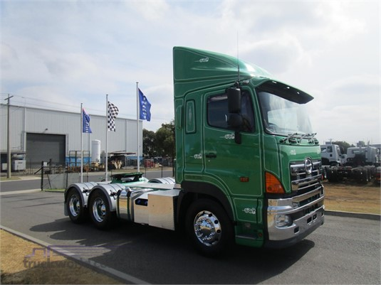 2013 Hino 700 Series SS - Trucks for Sale
