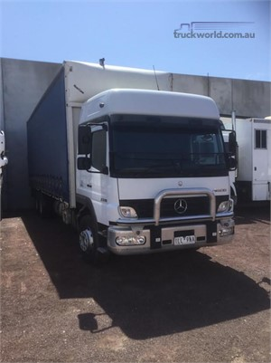 2006 Mercedes Benz Atego Hume Highway Truck Sales - Trucks for Sale