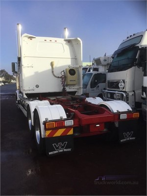 2007 Western Star 4964FX Hume Highway Truck Sales - Trucks for Sale