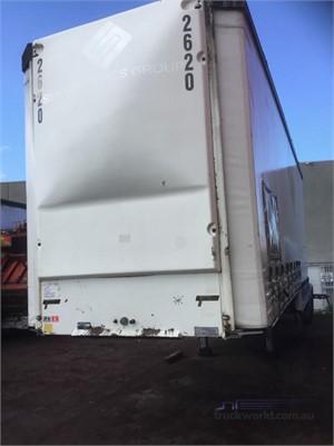 2012 Vawdrey Drop Deck Trailer Hume Highway Truck Sales - Trailers for Sale
