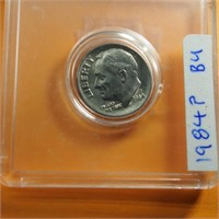 Coins, Personal Property, & Collectibles Online Auction