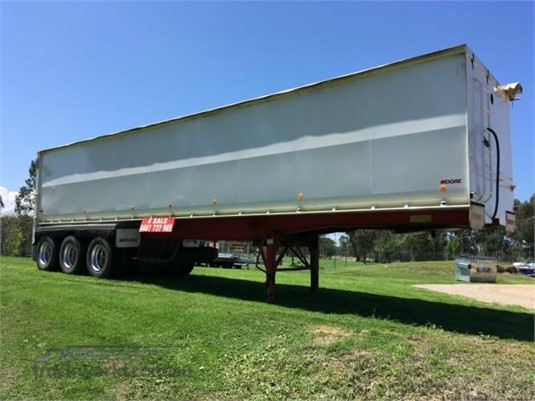 2001 Moore Tipper Trailer Trailers for Sale