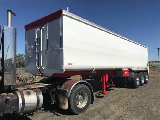 2019 Moore Tipper Trailer - Trailers for Sale