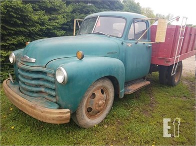 1951 Chevrolet 4100 Farm Trucks Grain Trucks For Sale 1