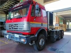 MERCEDES-BENZ 3553  used
