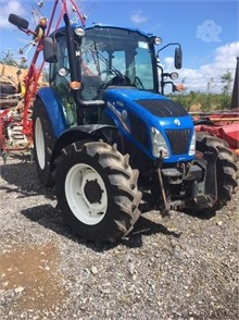 NEW HOLLAND Tractors for sale in Ireland - 465 Listings | Farm and Plant