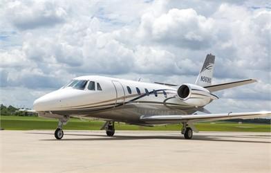 CESSNA CITATION 560 Jet Aircraft For Sale - 90 Listings