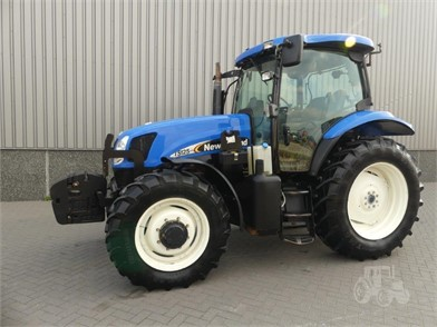 NEW HOLLAND TS125A For Sale - 9 Listings | TractorHouse com - Page 1