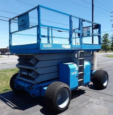 GENIE GS4390 Scissor Lifts For Sale - 63 Listings
