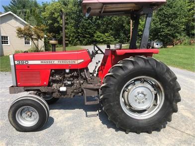 MASSEY-FERGUSON 390 For Sale - 34 Listings | TractorHouse com - Page