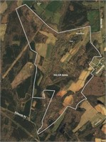 352 Acre Farm with Pond in Gretna VA