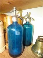 Seltzer Water Bottles
