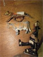 Figures & Animals