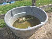 Rubber Water Trough