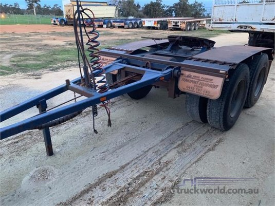 1984 Custom Dolly Trailers for Sale