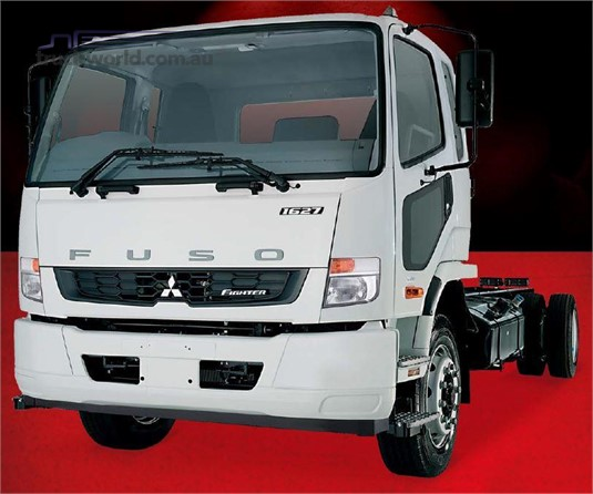 Fuso Fighter FM 4x2 1627 Steel Susp. SWB 6 Sp. Auto