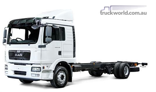 MAN TGS 8×4 Hi-clearance