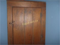 Antique Pine Hanging Cabinet