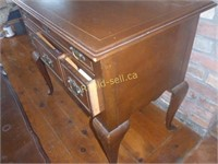 Mahogany Chest of Drawers & Coffee Table