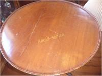 Antique Tip Table Plus