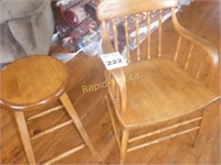 Tavern Chair & Stool