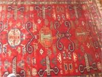 Vintage Russian Kilim
