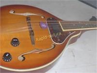 Mandolin with Case
