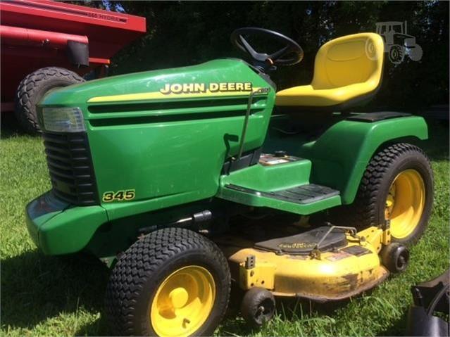 John Deere 345 >> 2000 John Deere 345 For Sale In Chippewa Falls Wisconsin